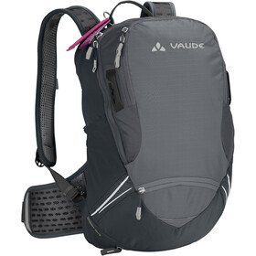 VAUDE Roomy 17+3 Backpack Dame phantom black